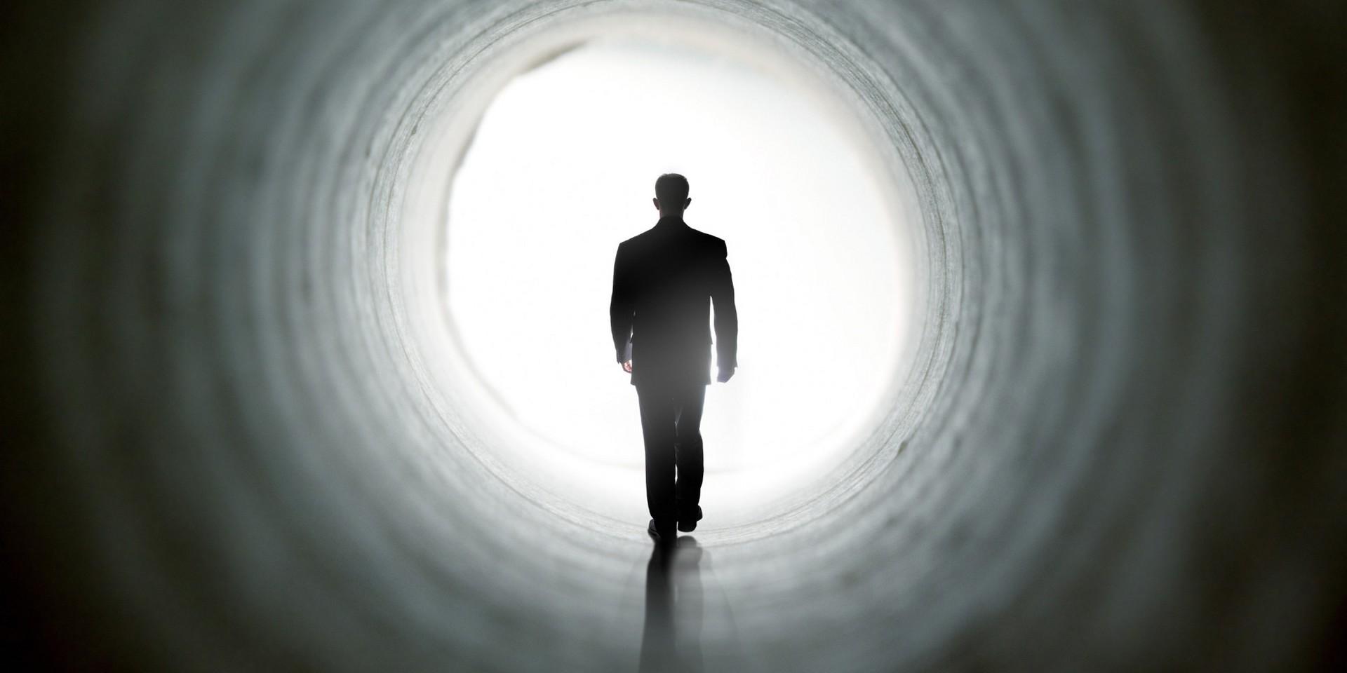 Rychvald svetlo na konci tunelu