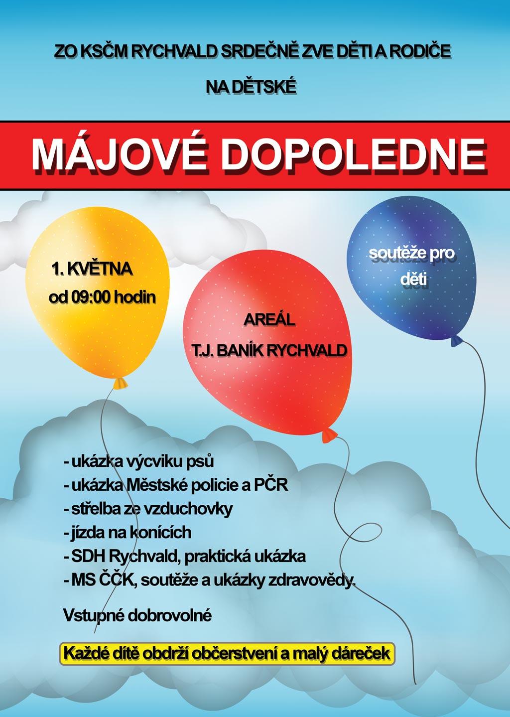 Plakat-1.-maj-Rychvald-2016