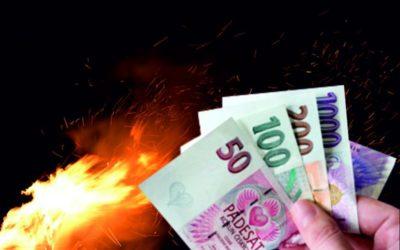 Založen transparentní účet pro veřejnou sbírku formou finančních příspěvků na pomoc rodině Řeřichových