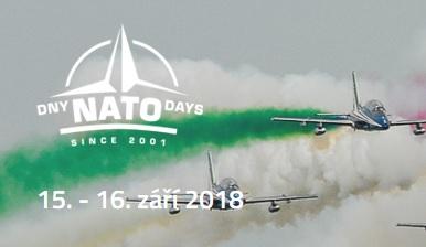 Pojeďte s námi 16.9. na DNY NATO