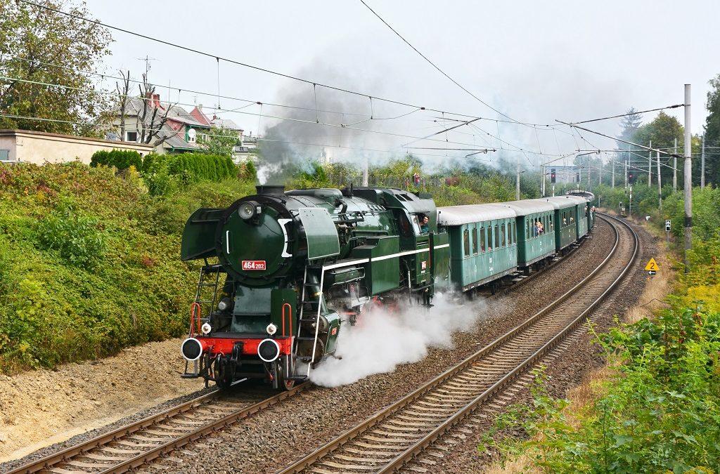 Informace k výletu – Parním vlakem za strašidly a čarodějnicemi