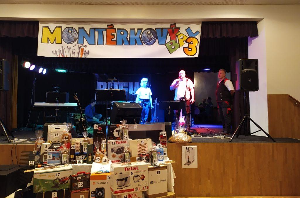 Montérkový bál zahájil rychvaldskou plesovou sezónu